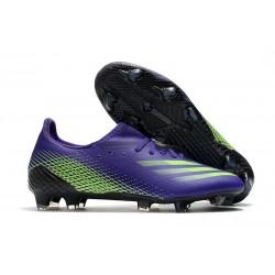 Botas de fútbol Adidas X Ghosted.1 FG Tinta Energía Verde