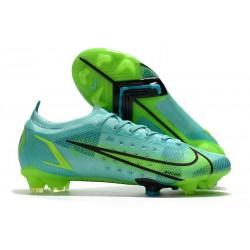 Tacón de Fútbol Nike Mercurial Vapor 14 Elite FG Verde Negro