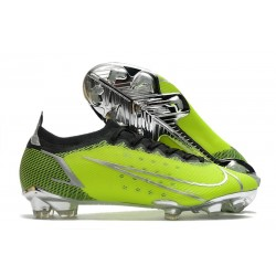 Nike Mercurial Vapor XIV Elite FG Verde Plata Negro