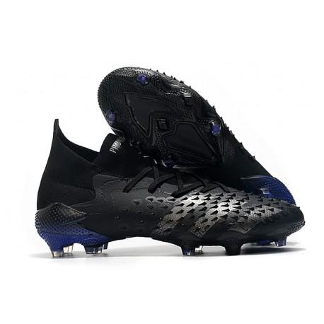 Botas adidas Predator Freak.1 FG Negro Hierro Metálico Tinta