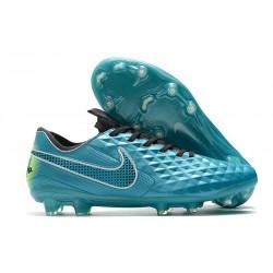 Nike Zapatilla Tiempo Legend VIII Elite FG Azul