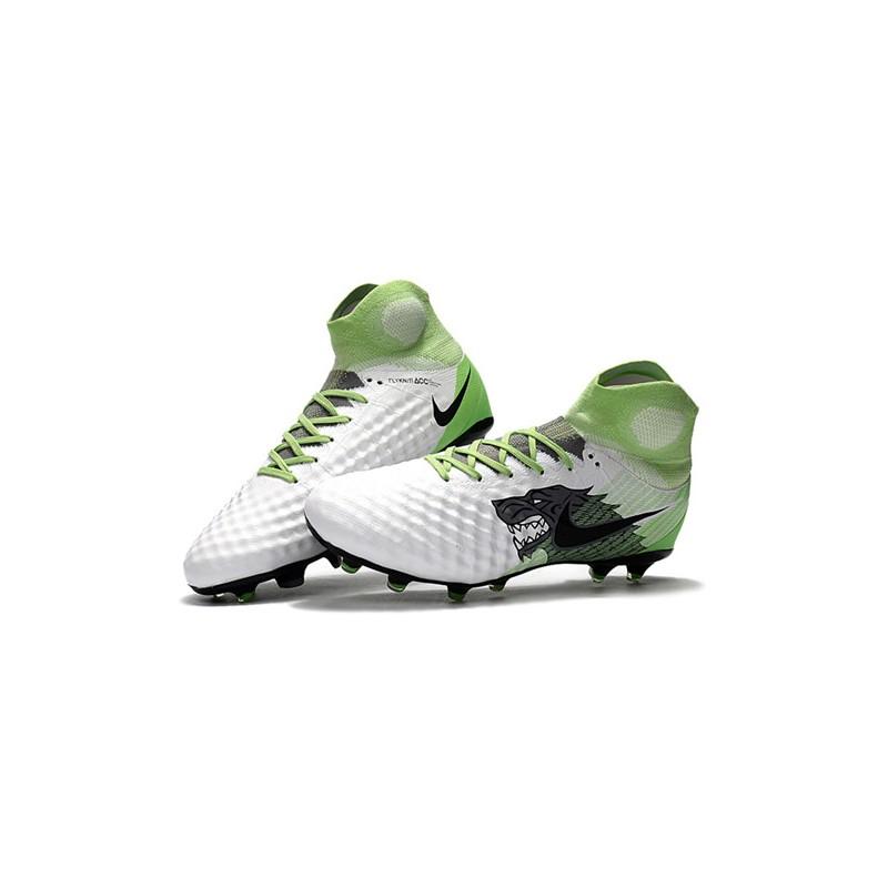 buy popular 534d8 76e05 ... 2018 Botas de fútbol Nike Magista Obra II FG ...