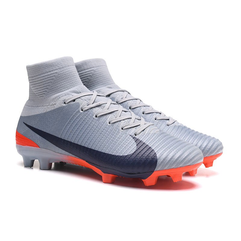newest 1ab1f 057e5 ... where to buy nike v negro gris superfly 2018 de naranja fg mercurial  cr7 bota fútbol