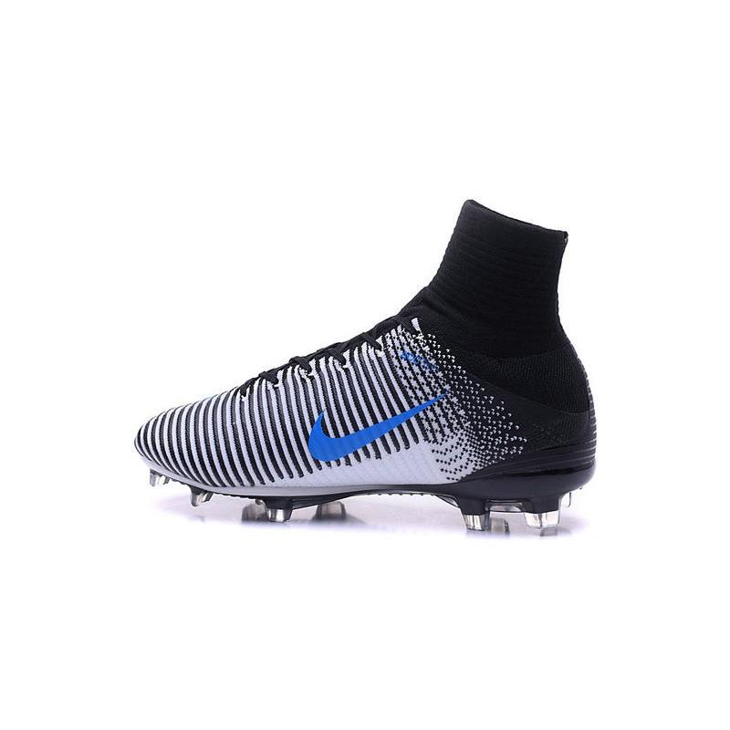 check out c9a90 3f7cd ... negro blanco volt 1eab4 1fc28; best price 2018 botas de fútbol nike  mercurial superfly v fg f34ba c6c9f