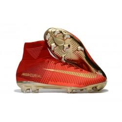 Bota de fútbol 2018 Nike Mercurial Superfly V FG CR7