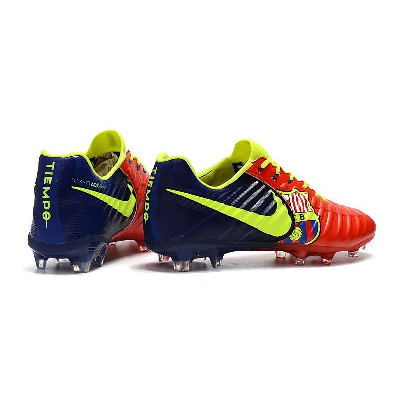 20f9f5dffee429 Nike Tiempo Legend VII FG Botas de Fútbol para Hombre Barcelona Volt ...