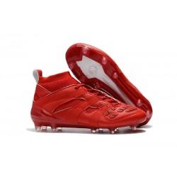 Botas de fútbol Adidas Beckham Predator Precision FG Todo Rojo