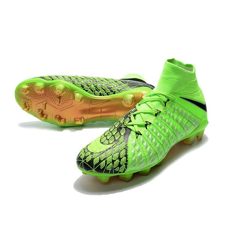... Botas de fútbol Nike HyperVenom Phantom III DF FG Para Hombre ... 4f91a7bbfcc05