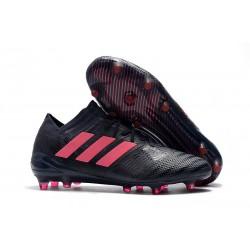 Botas de fútbol Adidas Nemeziz Messi 17.1 FG Nergo Rosa