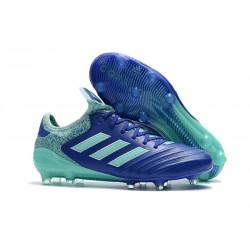 2018 Botas de fútbol Adidas Copa 18.1 FG Azul