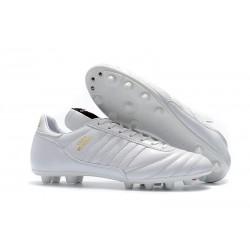 Tacos de futbol Adidas Copa Mundial FG Blanco Dorado