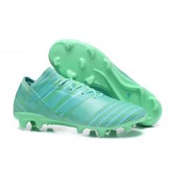 2018 Zapatos de fútbol Adidas Nemeziz Messi 17.1 FG Verde