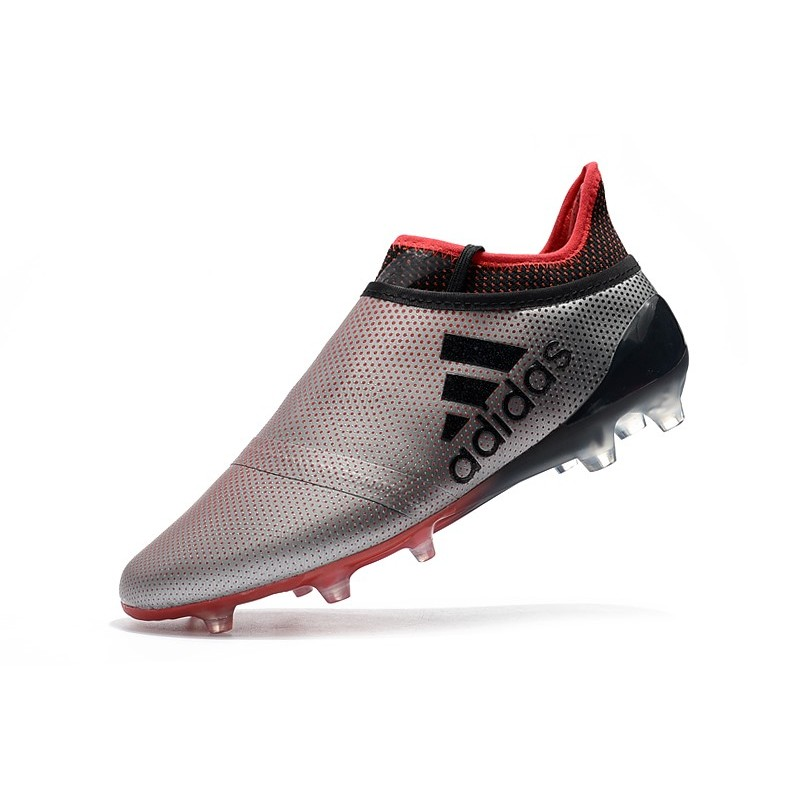 Purespeed De 17 2018 Negro Botas Plateado Adidas Fg X Fútbol Rojo wOxpAn6p4q 6cece1bfe6a76