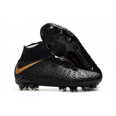 save off 1e2c6 0a17d Botas de fútbol Nike HyperVenom Phantom III DF FG Para Hombre