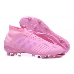 Nuevo Botas de fútbol Adidas Predator 18.1 FG Rosa