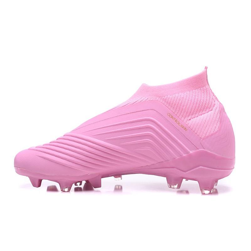 9a87f22c2 Fútbol 18 De Predator Adidas Rosa Fg Zapatillas 5xPfqBx