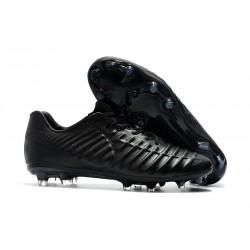 Nike Tiempo Legend 7 FG Zapatillas de Fútbol para Hombre Todo Negro