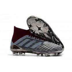 Nuevo Botas de fútbol Adidas Paul Pogba Predator 18.1 FG Hierro Metálico