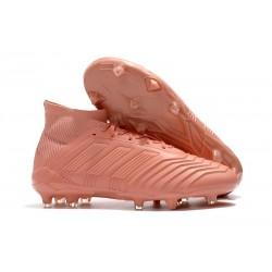 Nuevo Botas de fútbol Adidas Paul Pogba Predator 18.1 FG Rosa
