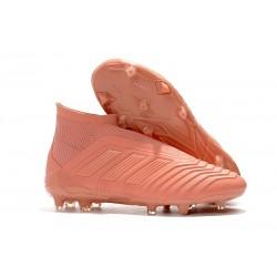 Botas de fútbol adidas PP Predator 18+ FG - Rosa