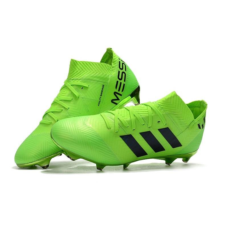 buy popular e6ffa f739e Fg De Botas Nemeziz Verde Messi Eléctrico Adidas 1 18 Fútbol Baratas  85xdZwgqq