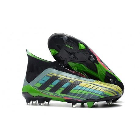hot sale online 67641 26b08 ... italy zapatillas de fútbol adidas predator 18 fg 47cc8 d6789