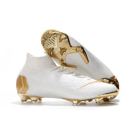 Zapatillas de fútbol Nike Mercurial Superfly VI 360 Elite FG Gris Rojo