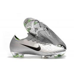 Nuevas Botas de Futbol 2018 Nike Mercurial Vapor XII Elite FG Amarillo Voltio Negro