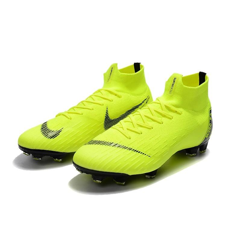 Superfly Fg Botas Amarillo De 360 Nike Fútbol Vi Mercurial Elite ZkXuOPiT
