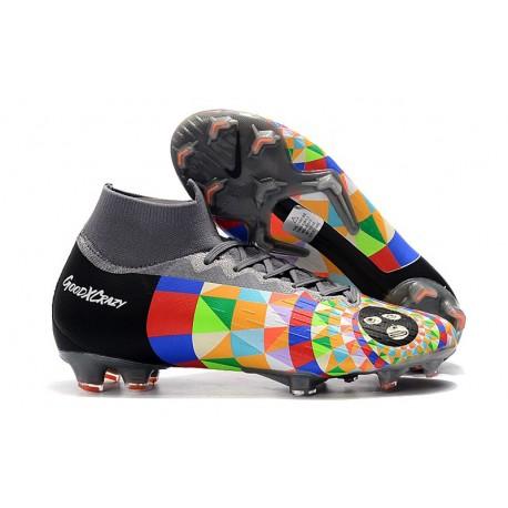 Dani Alves Nike Mercurial Superfly 6 Elite FG Zapatos de Fútbol