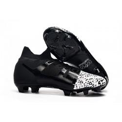 Nike Mercurial GreenSpeed 360 Botas Negro Blanco