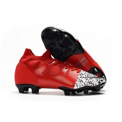 Nike Mercurial GreenSpeed 360 Botas Rosso Blanco Negro