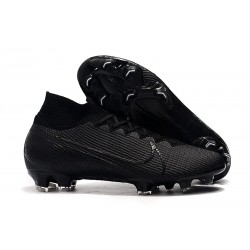 Nike Mercurial Superfly 7 Elite FG Botas - Under The Radar Negro