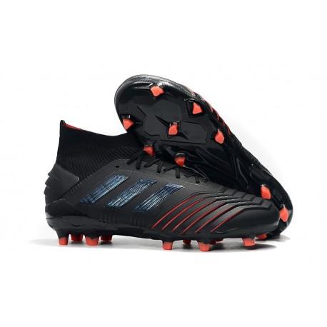 Zapatillas de fútbol adidas Predator 19.1 FG Archetic Negro
