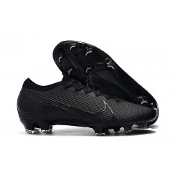 Zapatos de Fútbol Nike Mercurial Vapor 13 Elite FG Under The Radar Negro