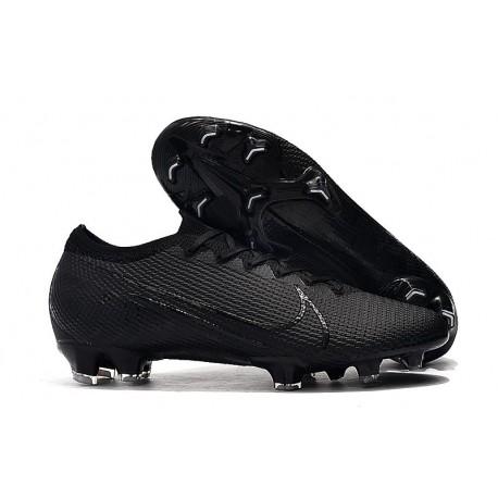 Zapatos de Fútbol Nike Mercurial Vapor 13 Elite FG Under The Radar Negro