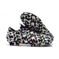 Botas de Fútbol Nike Tiempo Legend 8 Elite FG Negro Blanco