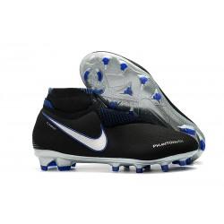 Zapatillas de fútbol Nike Phantom VSN Elite DF FG Azul Negro