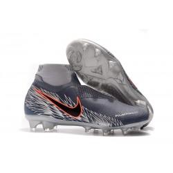 Botas de fútbol para Hombre Nike Phantom Vision Elite DF FG Victory Pack Gris