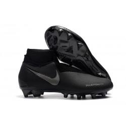 Botas de fútbol para Hombre Nike Phantom Vision Elite DF FG Todo Negro