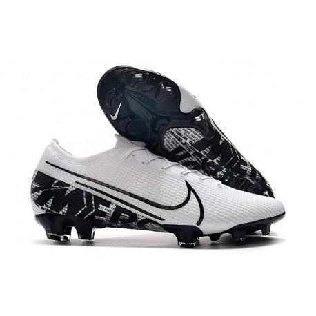 Nike Mercurial Vapor XIII 360 Elite FG Bota Blanco Negro