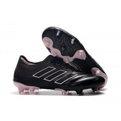 Zapatillas de fútbol Adidas Copa 19.1 FG Negro Rosa