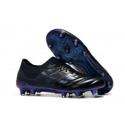 Zapatillas de fútbol Adidas Copa 19.1 FG Negro