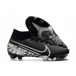 Zapatillas Nike Mercurial Superfly VII Elite SE FG Negro Gris