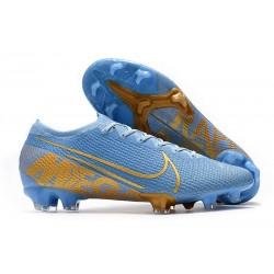 Zapatillas Nike Mercurial Vapor 13 Elite FG ACC Azul Oro