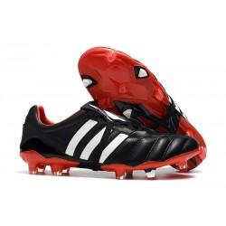 Zapatillas de Futbol Adidas Predator Mania FG Negro Rojo Blanco