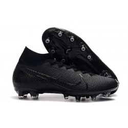 Nike Mercurial-Superfly VII Elite AG-PRO Negro