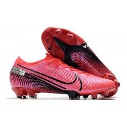Zapatillas Nike Mercurial Vapor 13 Elite FG ACC Láser Crimson Negro