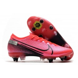 Nike Mercurial Vapor 13 Elite SG-PRO Anti-Clog Traction Láser Crimson Negro