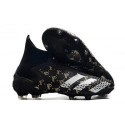 Paul Pogba adidas Predator Mutator 20+ PP FG Negro Gris